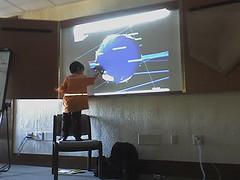 Barcamp presentation on Celestia