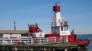 guardian fireboat