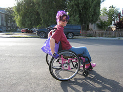 For Global Voices: About wheelchairs and mobility
