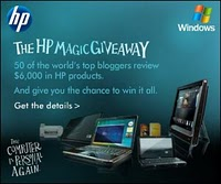 HP Magic Giveaway: Welcome y ¡Bienvenidos!
