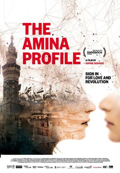 Amina profile poster