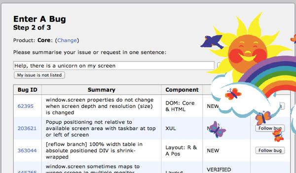 Enterbug webrtc screen2 list