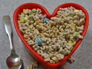 Lucky Charms Cereal by laffy4k