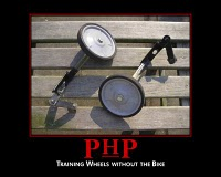 Lost my mind in PHP