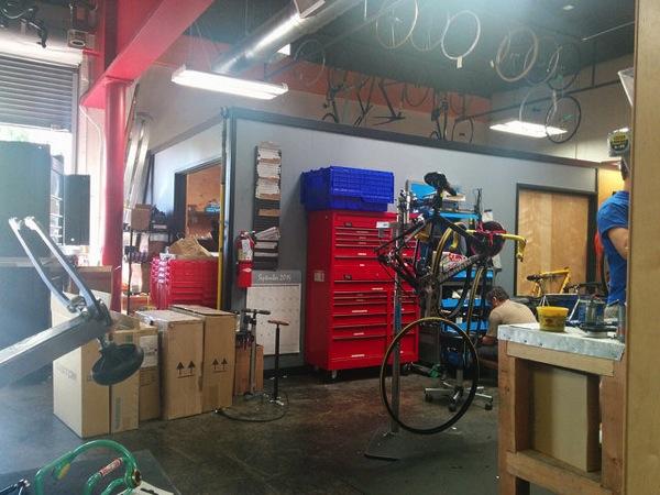 Portland bikeshop