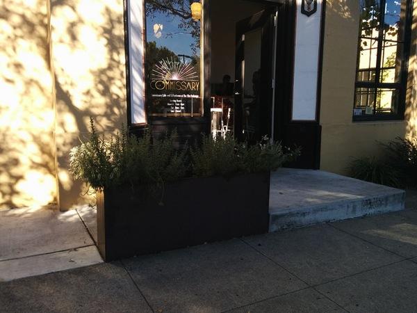 Portland caferamp