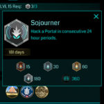 Six month celebration: Sojourner!