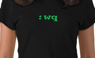 Silly geek tshirt
