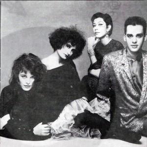 book of love band posing