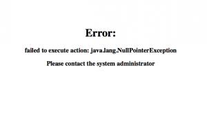muni complaint form error page