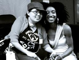Stacey Milbern and Alexis Pauline Gumbs photo